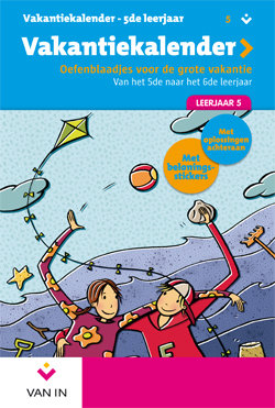 Holiday Booklet - games and exercises (5th grade)