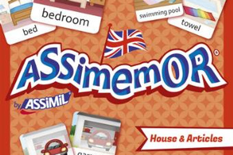 Assimemor - House & Objects (Memory Game)