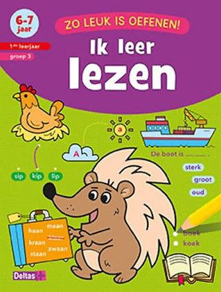 Ik leer lezen - I learn to read
