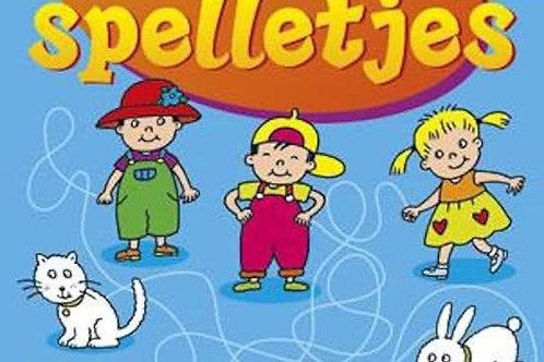 Leerrijke Spelletjes - Booklet of games