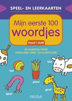 Mijn Eerste 1000 Woorden (Livre de vocabulaire)