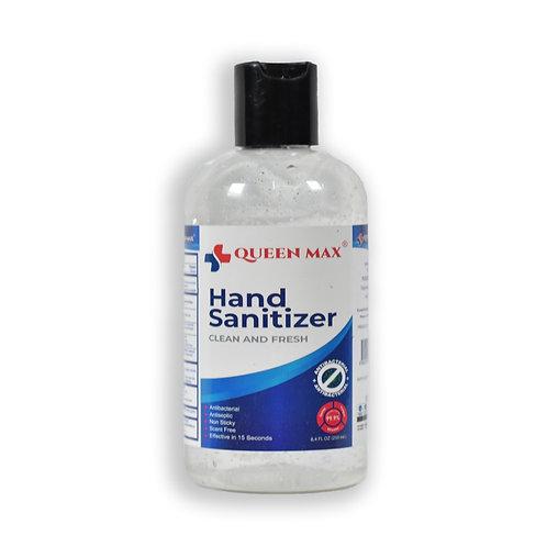 3 Pack-Queen Max 250ml (8.4oz) Hand Sanitizer