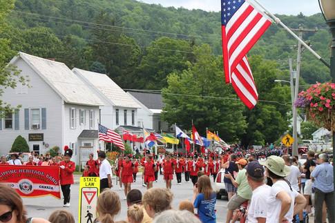 US 4th of July Parade