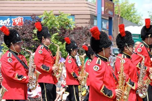 PHB Alto Saxophones