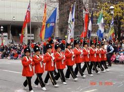 Colour Guards