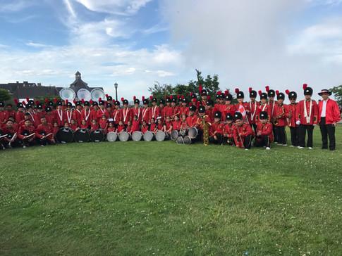 PHB at Niagara Falls, Canada Day 150