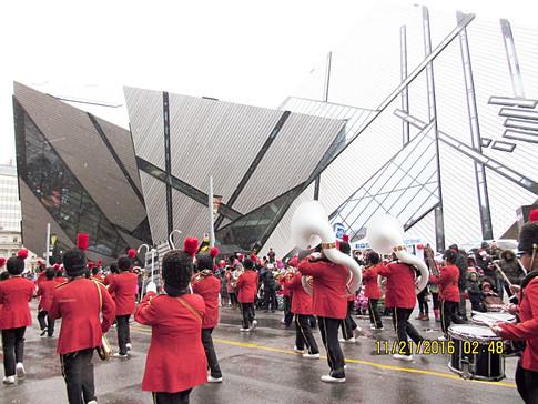 PHB   Toronto Santa Claus Parade 2016