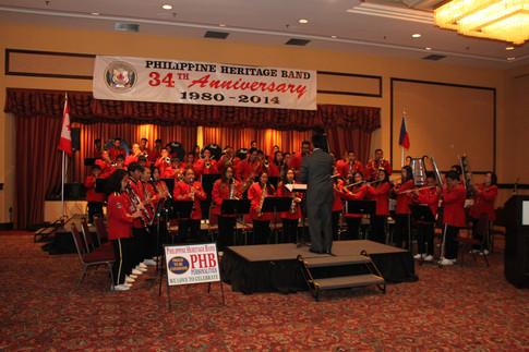 PHB 34th Gala