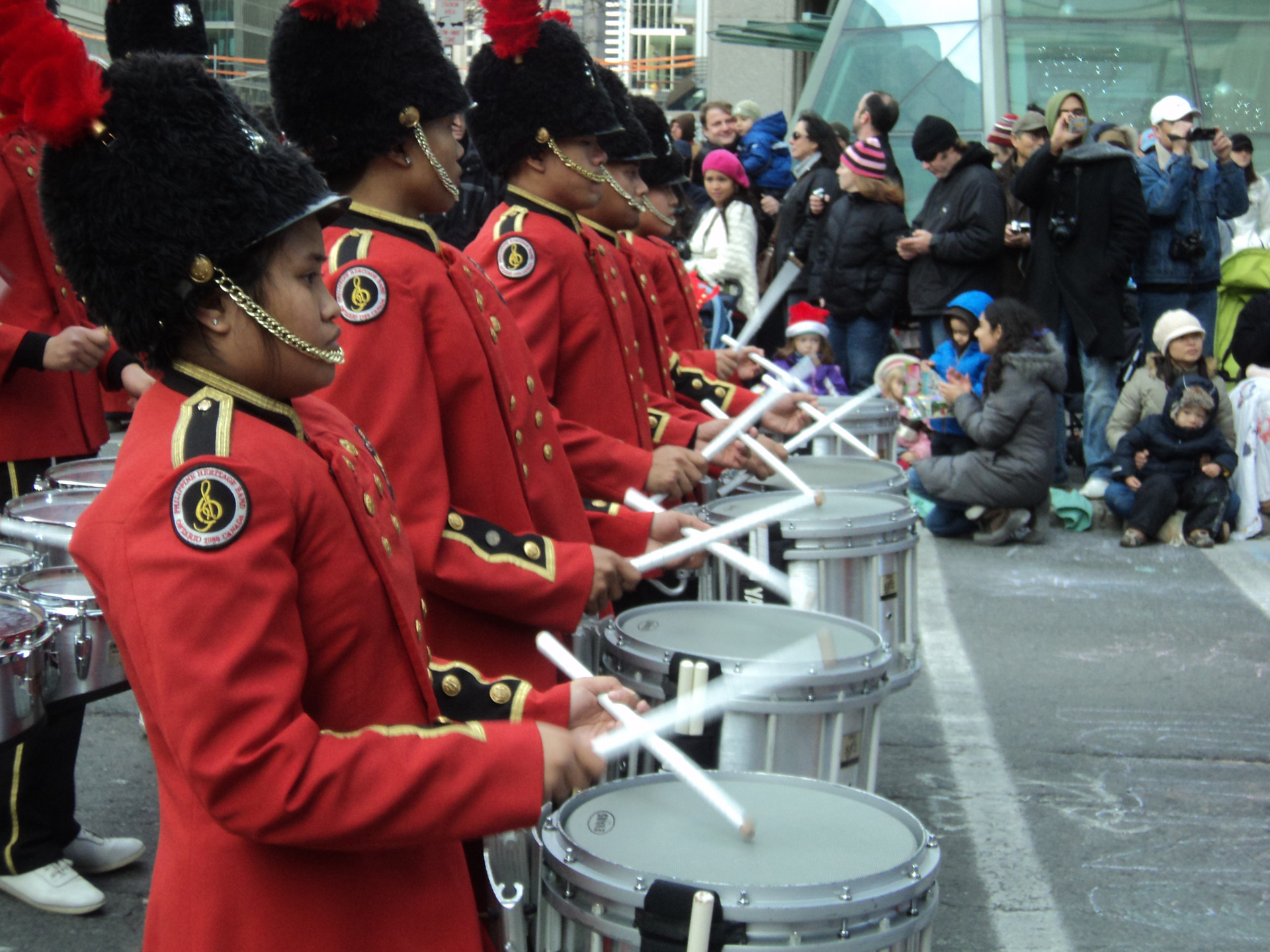 Snares in Action