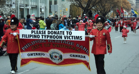 Appeal for Typhoon Aid