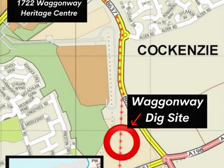 WAGGONWAY DIG MAP 3-5 Sept