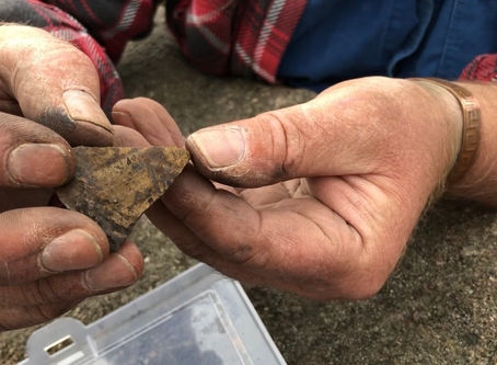 OLDEST POTTERY IDENTIFIED