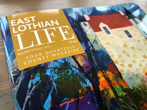East Lothian Life Magazine - Spring 2021