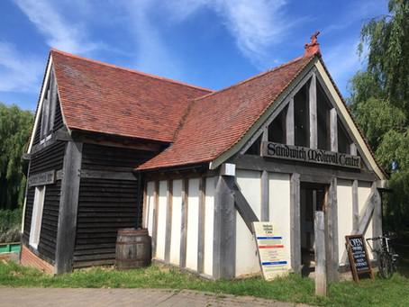 Sandwich, anyone? Gareth Jones explores a superb heritage project.