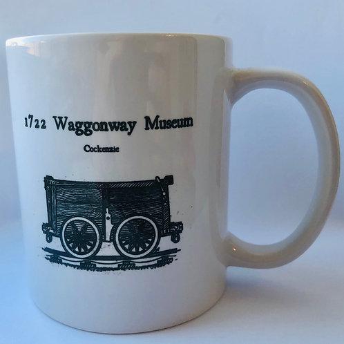 1722 Waggonway Mug