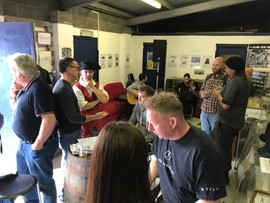 Great to welcome our beer lovers