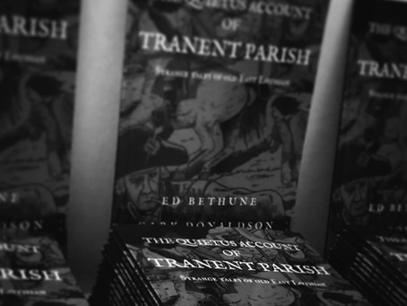 OUT NOW! QUIETUS ACCOUNT OF TRANENT