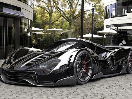 Futuristic and concept vehicles