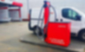 Franchise car wash station contactless t