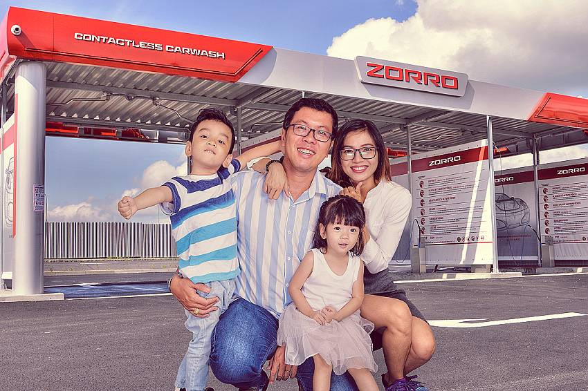 Customers are the most important for franchise car wash business