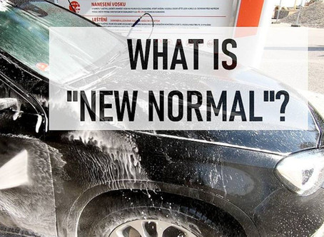 Car Wash & New Normal
