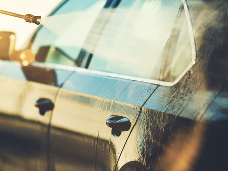 What is CONTACTLESS Car Wash?