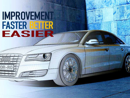 Technological improvements and progress in the car wash industry
