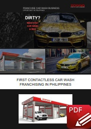 Franchise business car wash Zorro Brochu