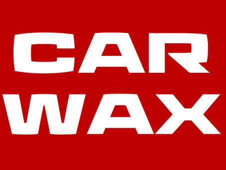 CAR WAX - ZORRO Contactless Car Wash Philippines