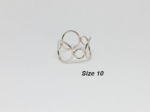 Sterling Silver Ring Rings