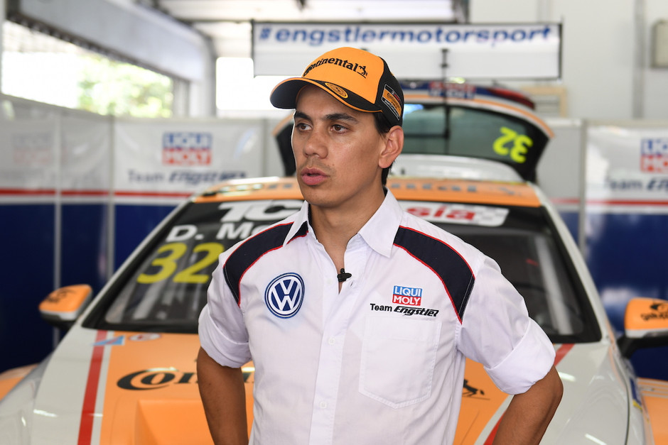 Diego Morán presente en el TCR Asia (Malaysia 5-7 Abril)