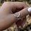 Thumbnail: Sterling Silver Ring Rings