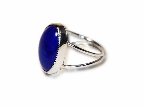 Lapis Ring (6-1/4)