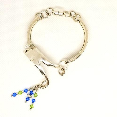 Recycled Vintage Flatware Bracelet