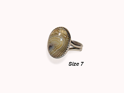 Banded Agate (Size 7)