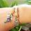 Thumbnail: Recycled Vintage Flatware Bracelet