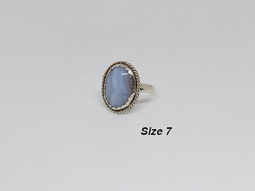 Blue Lace Agate (Size 7)