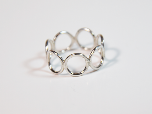 Ring Rings - Sterling Silver