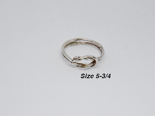 Love Knot Ring (5-3/4)