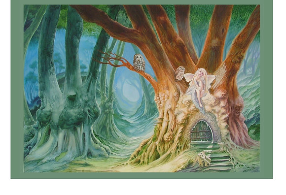 'The Doorway to Otherworld'