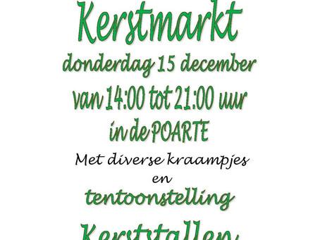 Stichting 'Ramon' op kerstmarkt, Sloten