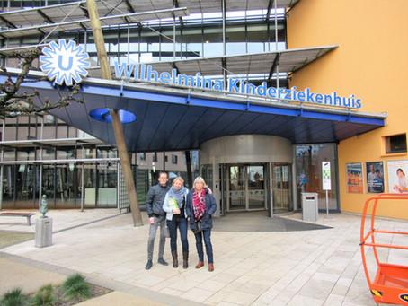 Bezoek aan PMC Utrecht..