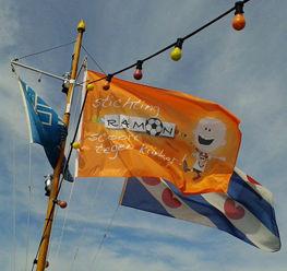 Over Stichting Ramon scoort tegen kanker