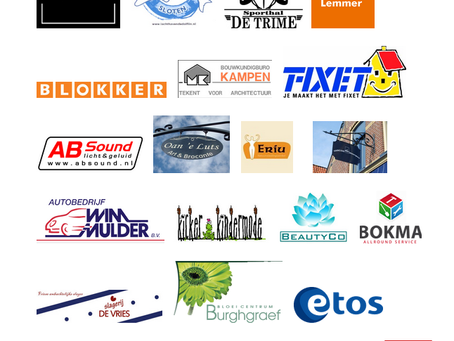 Sponsoren Poppodium vrijmarkt 30 augustus 2014