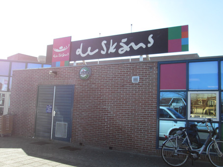 Collecte HVG Fryslan in Skans, Gorredijk