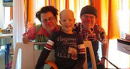 Doelstelling over de stichting Ramon scoort tegen kanker