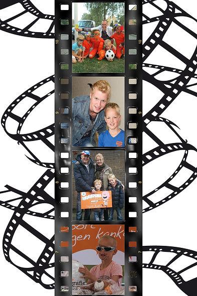 Foto's -Stichting Ramon scoort tegen kanker