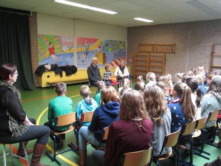 Cbs it Harspit, Oppenhuizen spaart voor stichting 'Ramon'