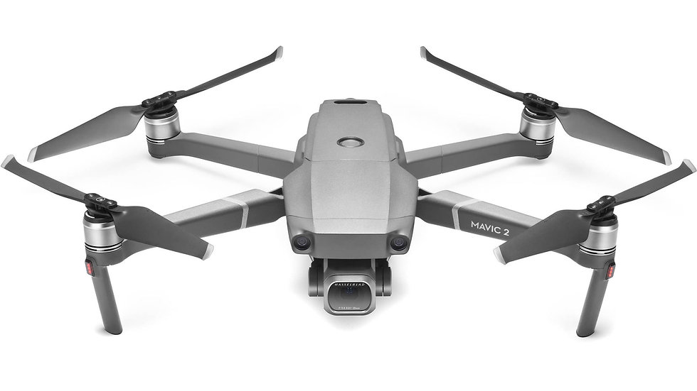 DJI Mavic 2 Pro Drone, Grey