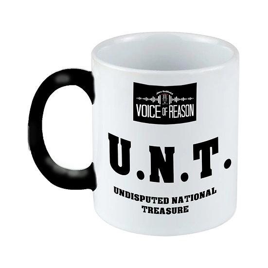 Undisputed National Treasure Mug